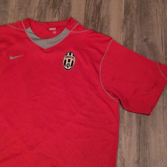 new product a8849 8a378 Juventus Nike fit dry warm up jersey